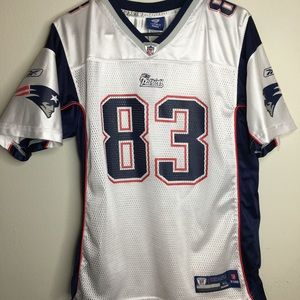 Other - Welker Jersey #83 New England Patriots